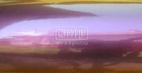 KPMF K75492 gold/red flip-flop
